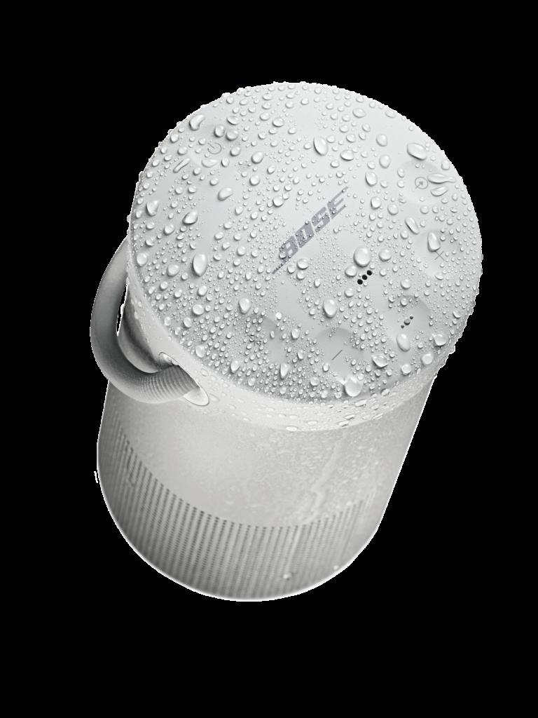 BOSE SoundLink Revolve+ je odolný voči vode